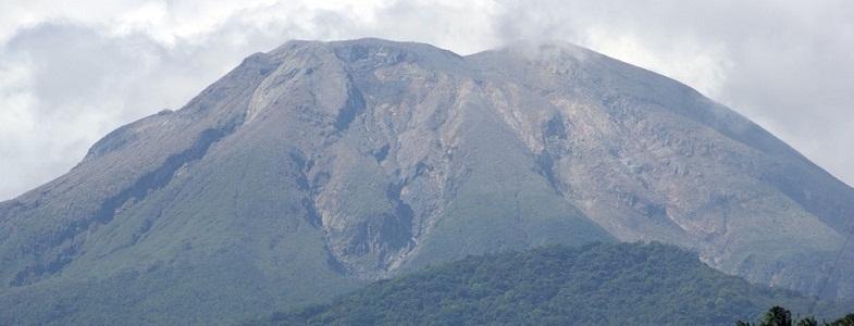 вулкан булузан