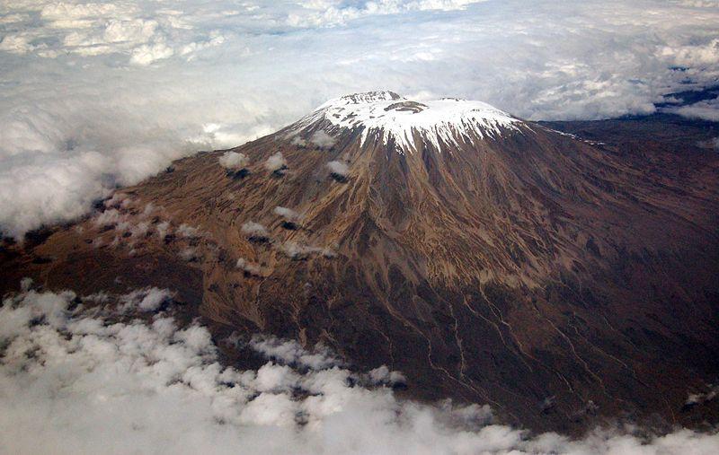 Кратер Килиманджаро