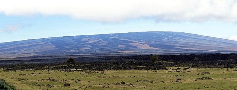 Мауна-Лоа вулкан