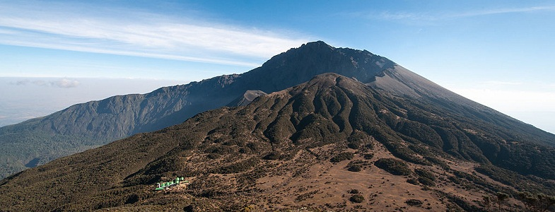 Меру вулкан
