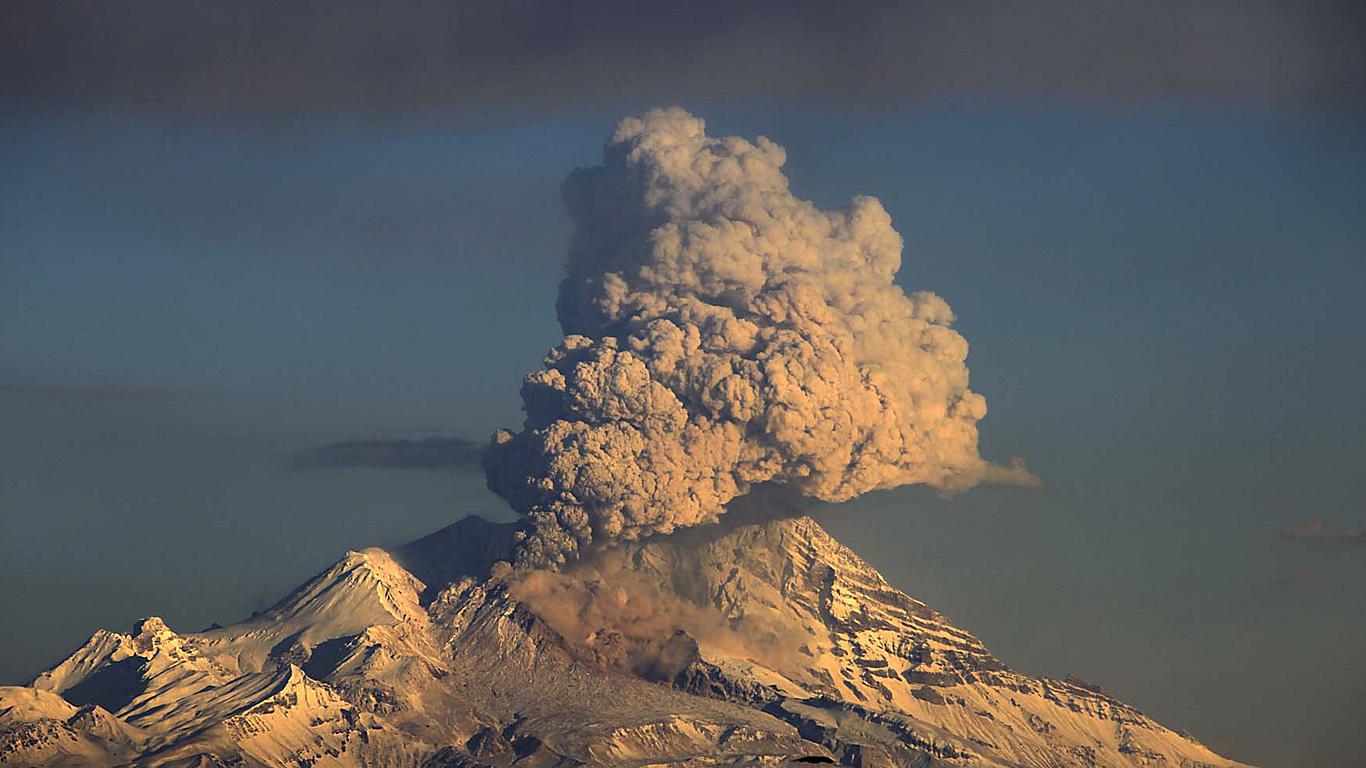 извержение галераса
