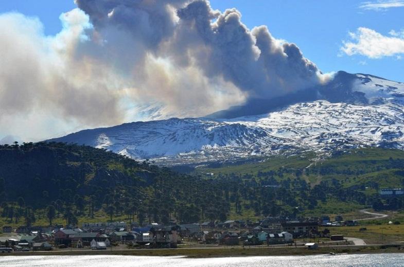 извержение копауэ