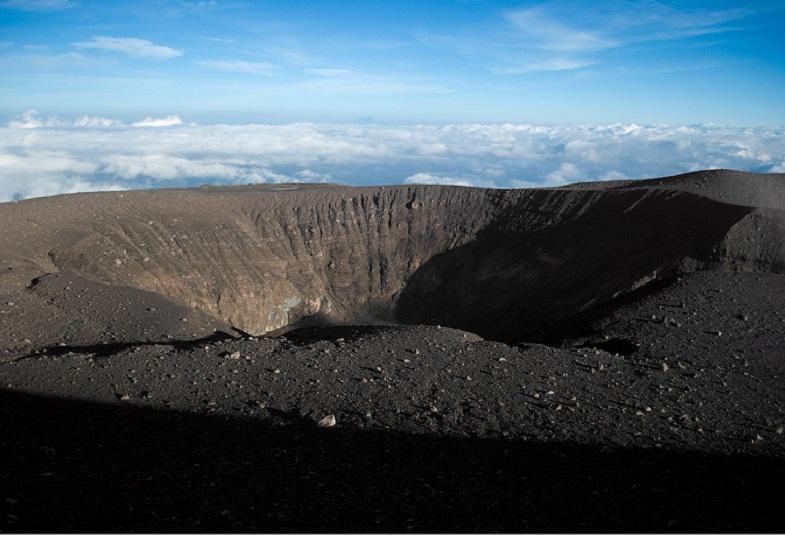 кратер Мерапи