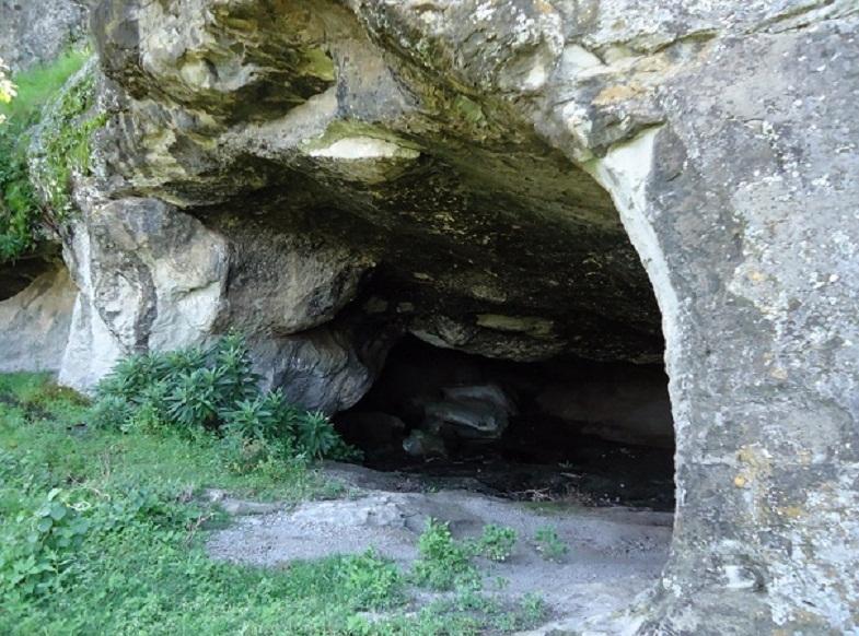 пещера Элгона