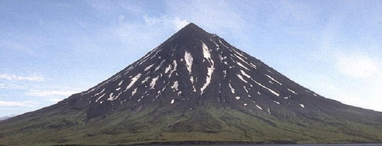 вулкан Кливленд