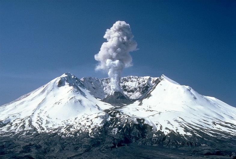 вулкан Сент-Хеленс