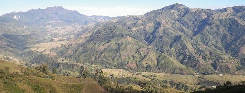 вулкан Серро-Браво