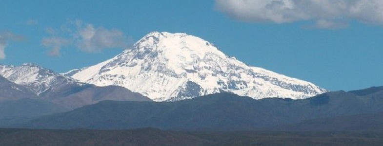 вулкан Тупунгато