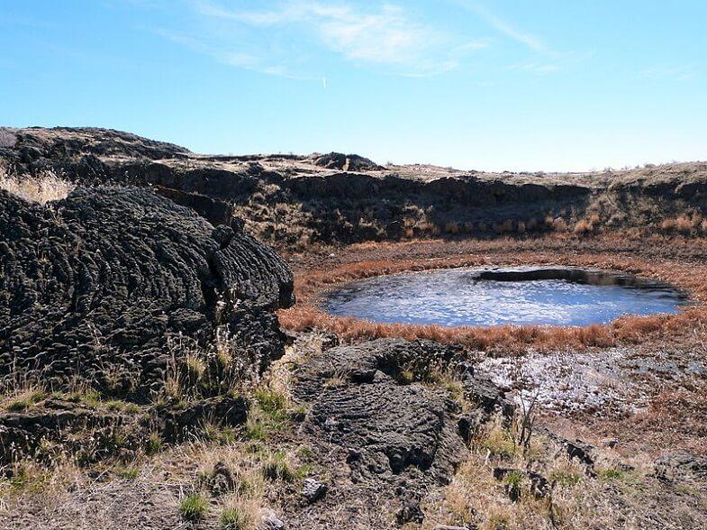 Алмазные кратеры