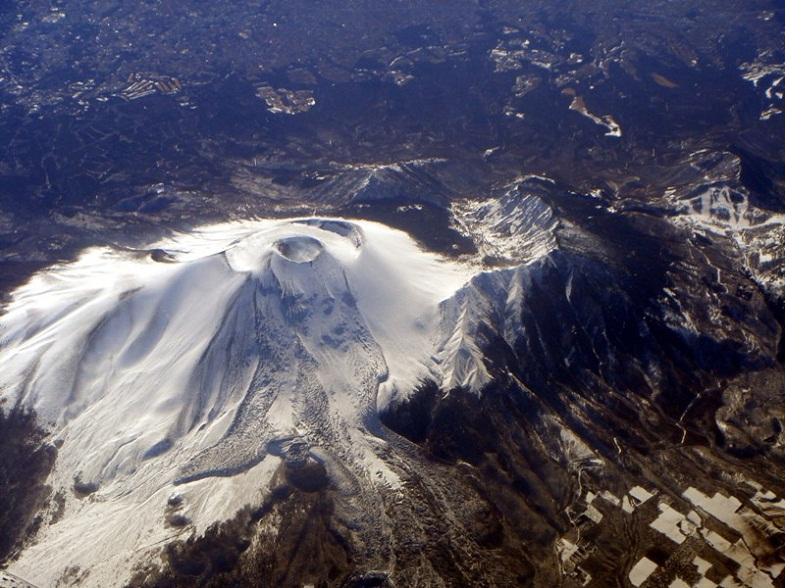 Вулканический комплекс Асамы
