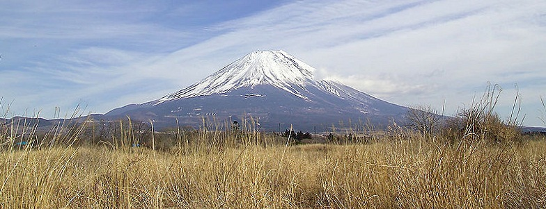 Фудзияма вулкан