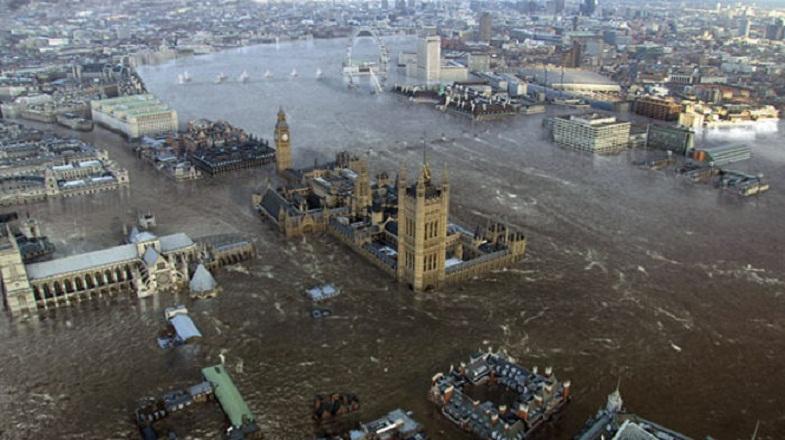 Климатическая катастрофа неизбежно изменит устройство общества