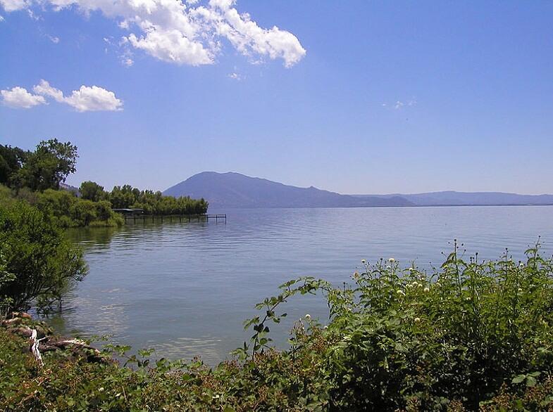 Озеро Клир