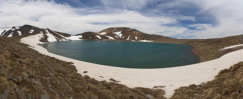 Озеро Тонгариро