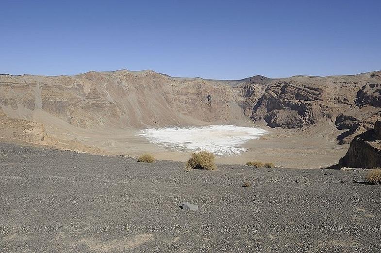 кратер Эми-Куси