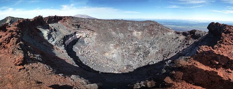 кратер Нгаурухоэ