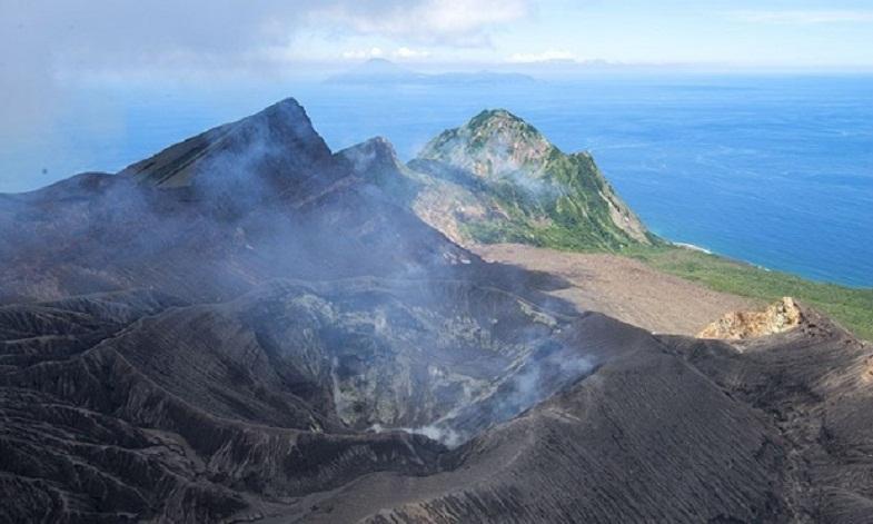 кратер хаконэ