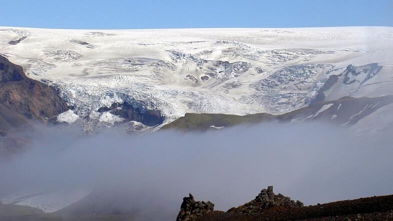 ледник Мирдальсйокудль