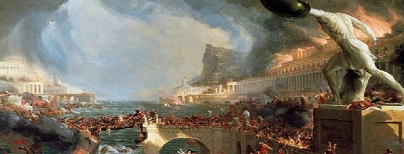 римская империя вулканы
