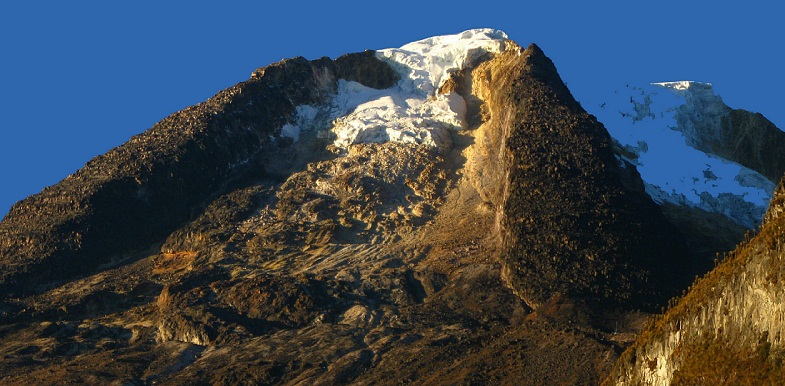 вулкан Невадо-дель-Толима