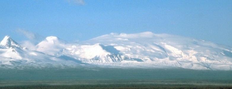 вулкан Врангеля