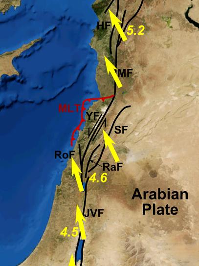 Рифт Мертвого моря