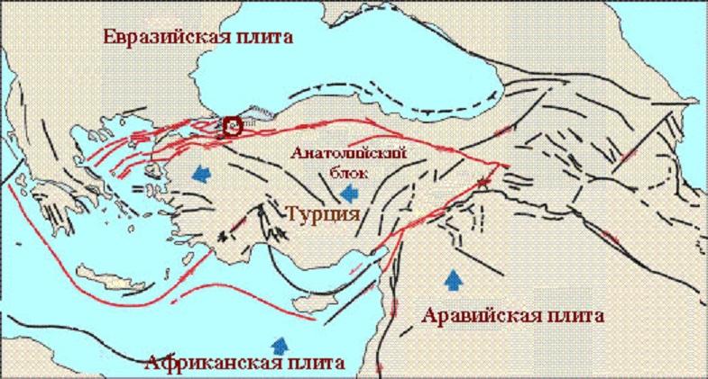 Северо-Анатолийский разлом