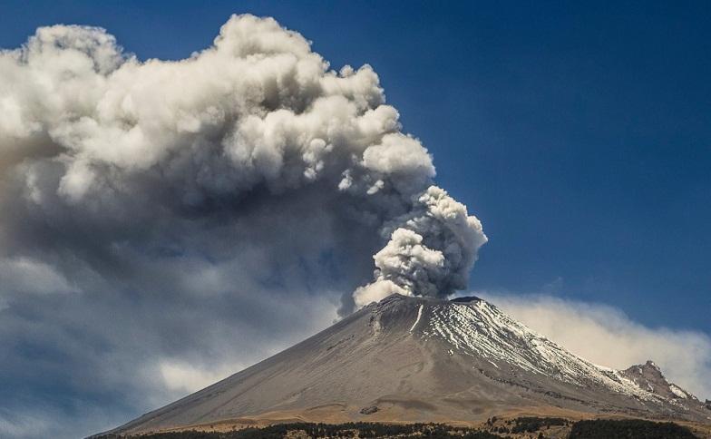 извержение Сабанкая