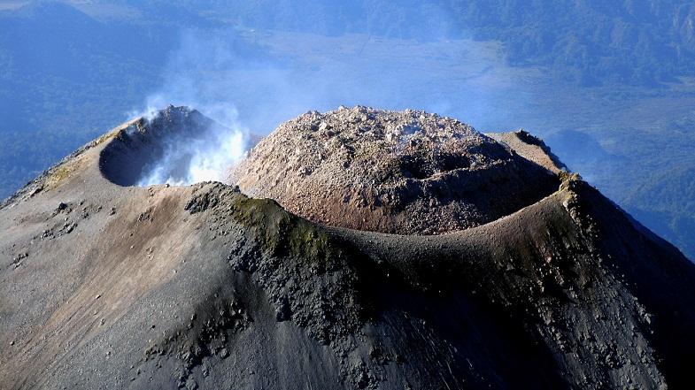 кратер колимы