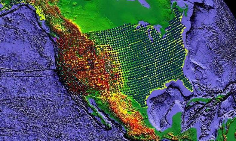 EarthScope GPS