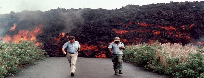 можно ли убежать от вулкана