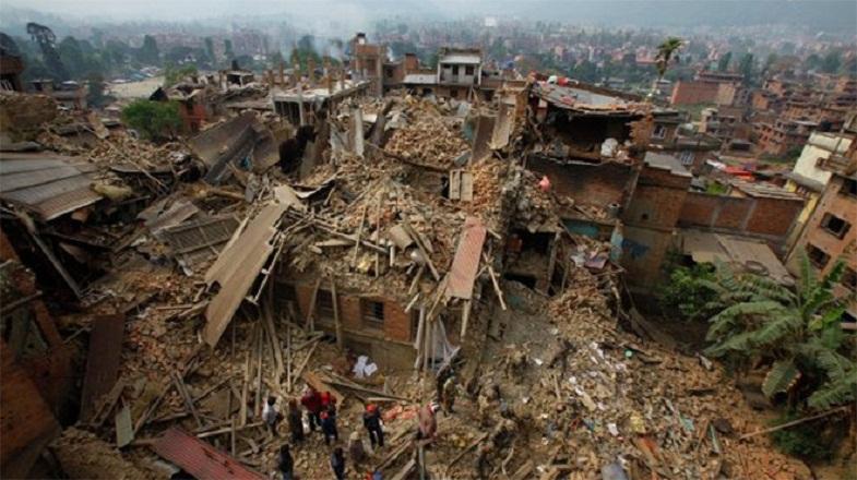 непал землетрясения