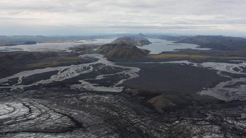 Эйстри Скавтауркетидль ледниковое наводнение
