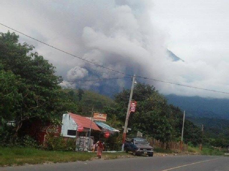 Сантьягуито, 29 сентября 2015 года