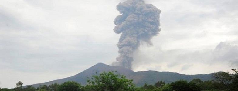 вулкан Телика
