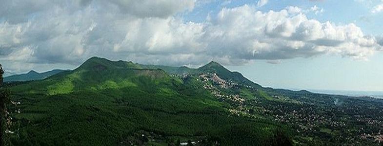 Альбанские горы