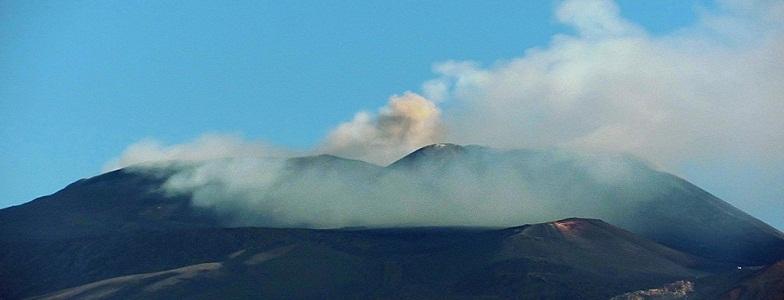 Этна 13 октября