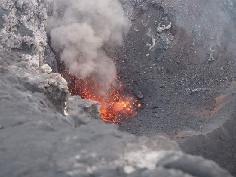 Этна 29 октября