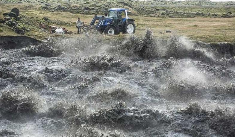 Эйстри Скавтауркетидль наводнение