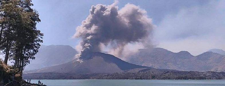 Ринджани вулкан