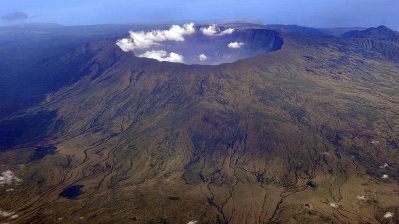 Тамбора вулкан