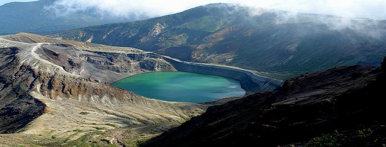 Зао вулкан