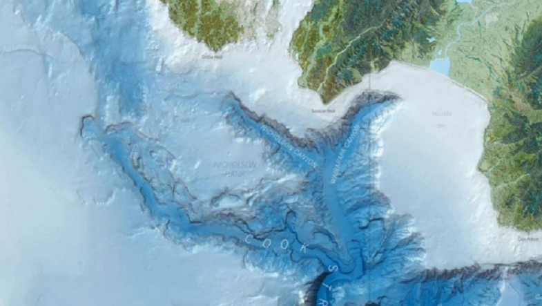 каньон Кук-Стрейт