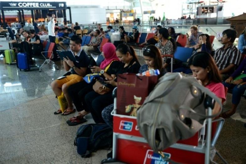 Бали аэропорт