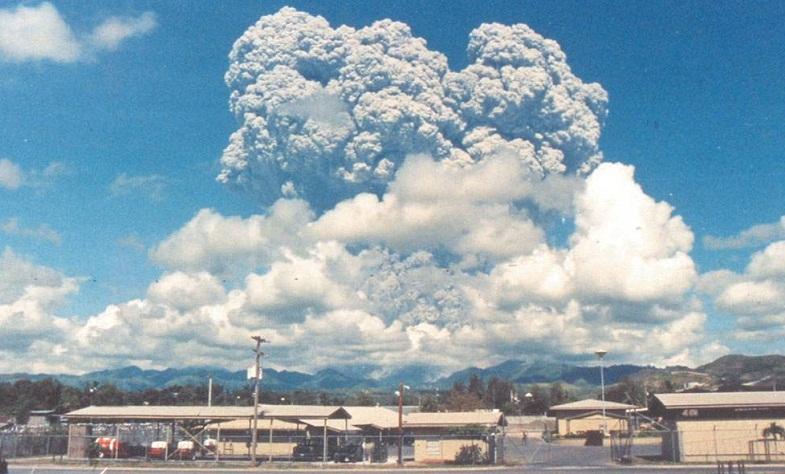 Извержение Эль-Чичона в 1982 году