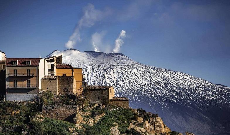 Этна 12 ноября