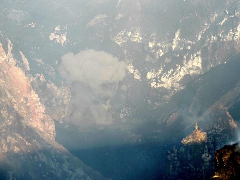 Этна 4 ноября