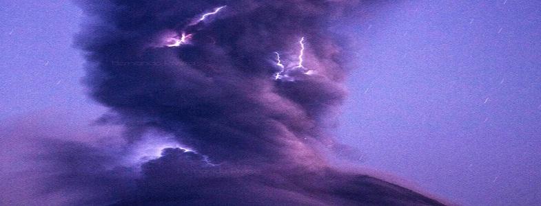 Колима молния