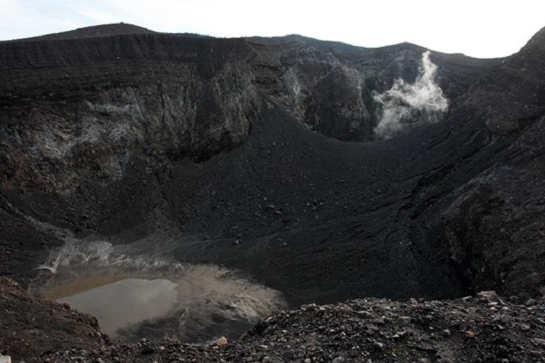 Марапи кратер