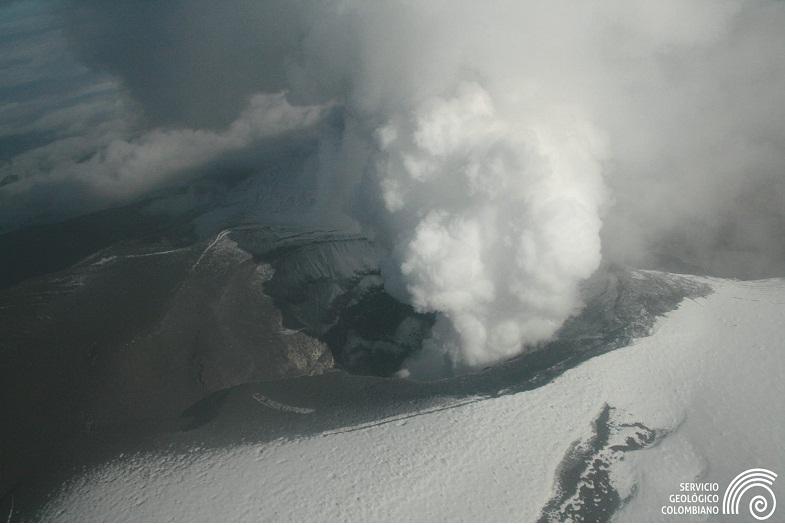 Невадо-дель-Руис 26 ноября
